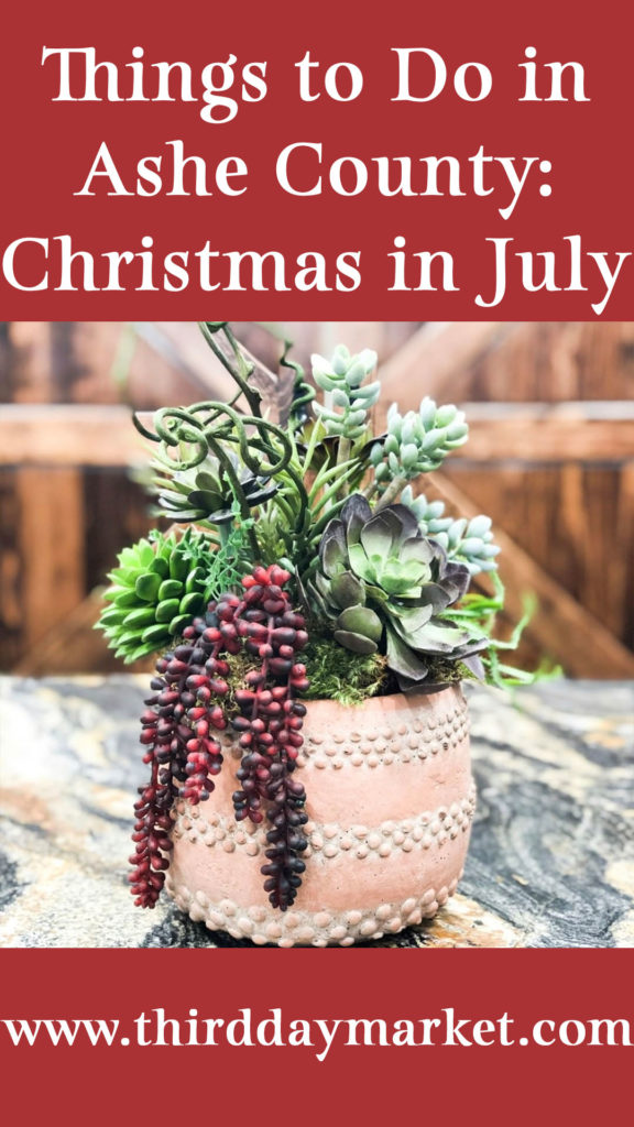 Things To Do On Christmas Day.Things To Do In Ashe County Christmas In July Third Day
